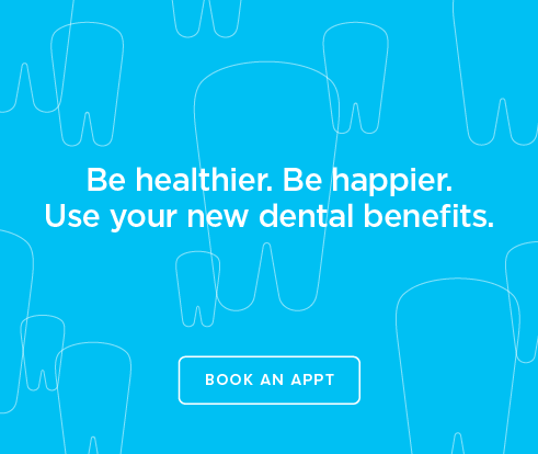 Be Heathier, Be Happier. Use your new dental benefits. - Clear Lake Modern Dentistry and Orthodontics